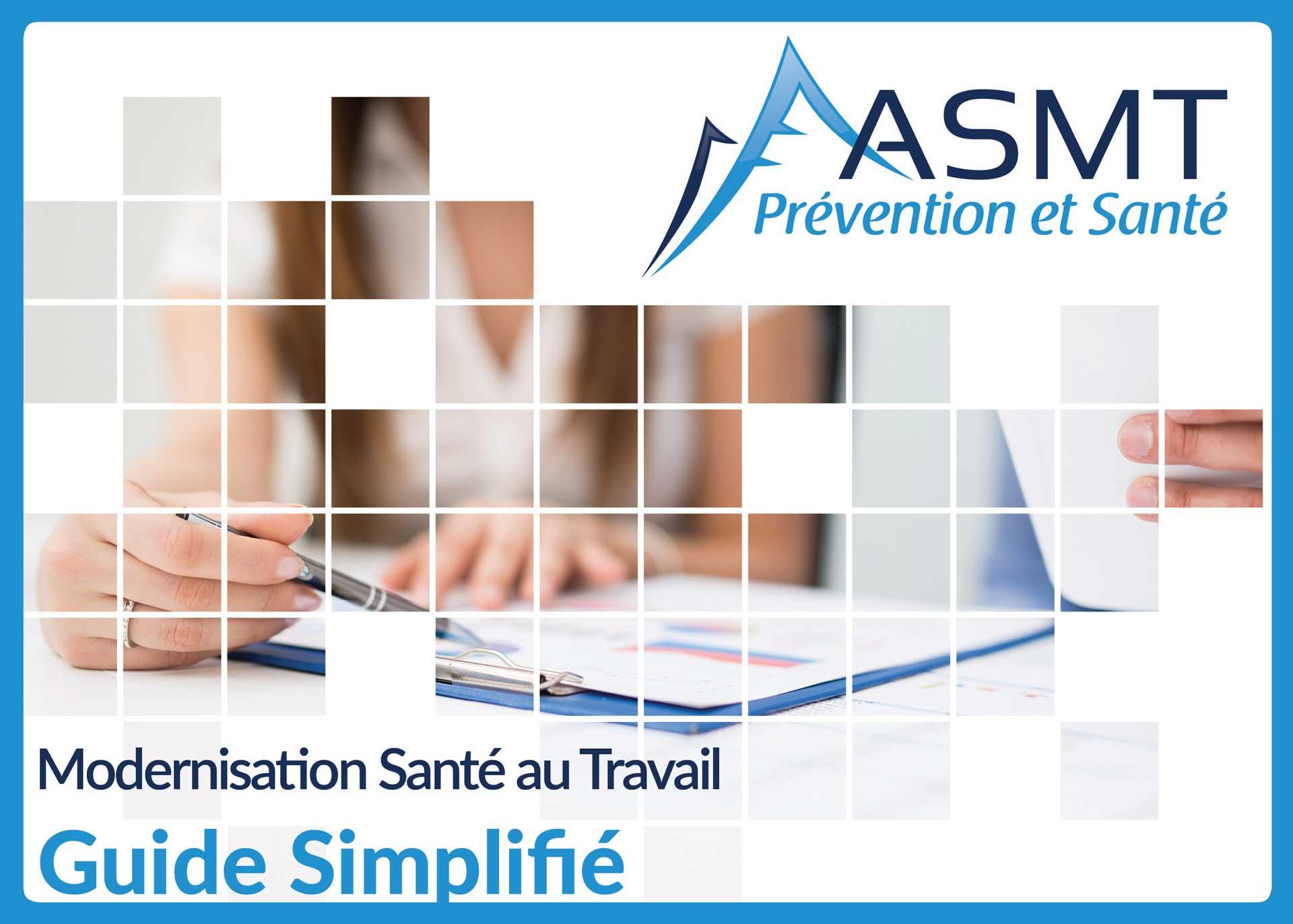 Modernisation Santé travail : Guide Simplifié