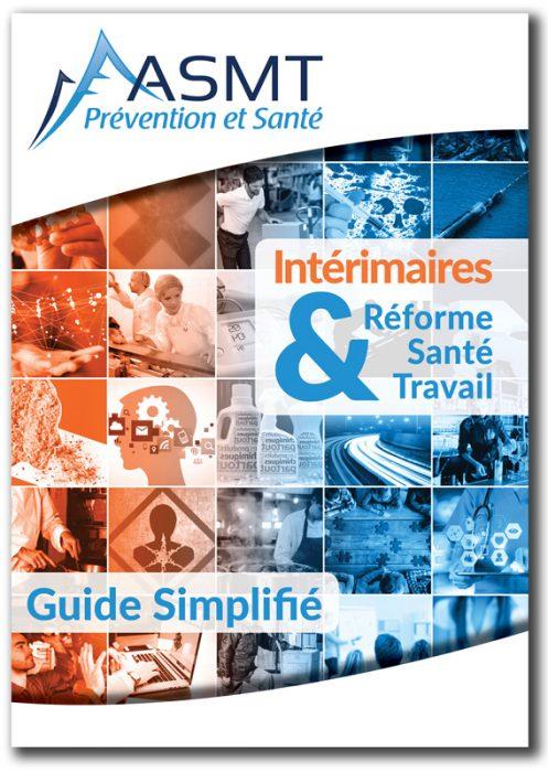 Intérimaires & Réforme Santé Travail, Guide suivi de santé travailleurs temporaires
