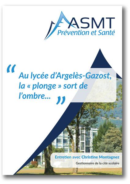 Les entreprises témoignent : Lycée climatique d'Argelès Gazost