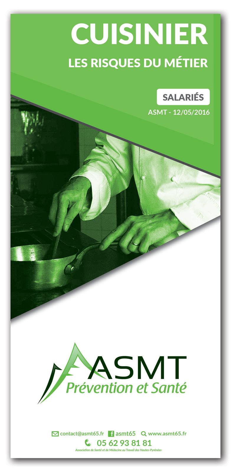 Cuisinier : les risques du métier