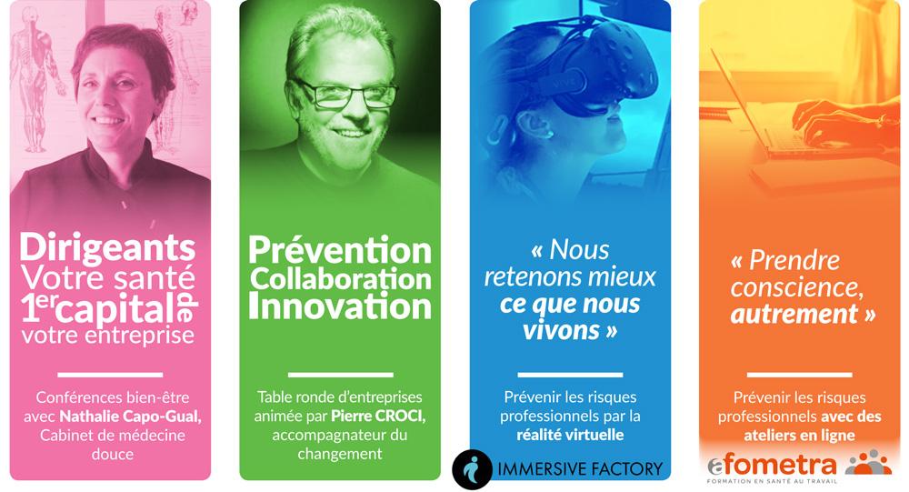 Programme rencontres santé travail 12 mars