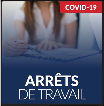 Arrêts de travail | COVID 19