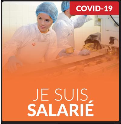 Salariés | COVID-19 | ASMT